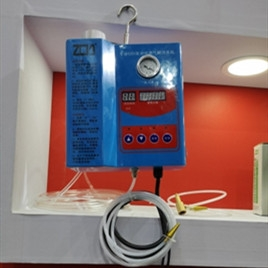 GDI cylinder direct injection intake valve cleaning machine